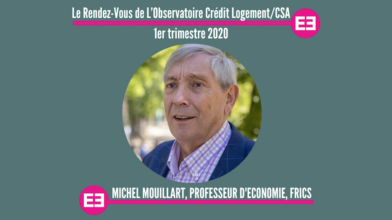 Interview Podcast Michel Mouillart - 1er trimestre 2020